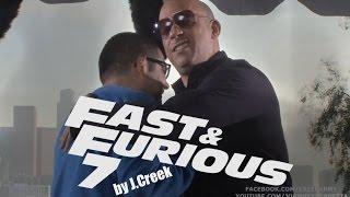 Nonton J.CREEK E IL CAST DI FAST & FURIOUS 7 Film Subtitle Indonesia Streaming Movie Download