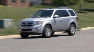2010 Ford Escape - Test Drive