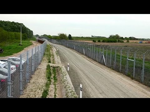 Έτοιμος ο δεύτερος φράχτης στα σύνορα Ουγγαρίας- Σερβίας