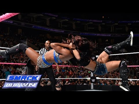 AJ Lee vs. Alicia Fox: SmackDown, Oct. 10, 2014