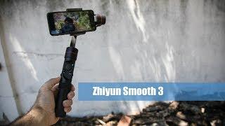 En este video analizamos el estabilizador de mano - gimbal - de la marca Zhiyun, modelo Smooth 3. Es el último modelo que el fabricante ha sacado al mercado haciéndolo compatible con los últimos modelos de smartphone, como el iPhone 7 o Samsung S8, además de con cámaras de acción como la Gopro Hero 5.Enlace de compra:- Aliexpress 267€ https://goo.gl/D9i9aa- Amazon España 398€ https://goo.gl/7zMW9FMás información en: https://hablandodemanzanas.com/iphone-accesorios/analisis-zhiyun-smoot-3-estabilizador-gimbal-iphone-gopro-camara-accion-smartphone-bluetooth-barato Podéis seguirnos en: - Twitter: @hdmanzanas - Facebook: https://www.facebook.com/hablandodemanzanas - Google+: https://plus.google.com/+Hablandodemanzanas/posts - Podcast en iTunes: https://itunes.apple.com/es/podcast/podcast-hablando-manzanas/id990588968?mt=2