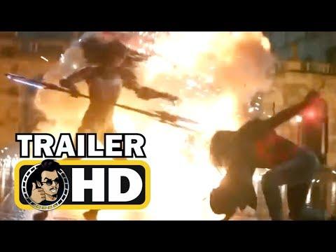 """AVENGERS: INFINITY WAR (2018) """"Black Order Vs. Scarlett"""" Witch Trailer  FULL HD  Marvel Studios"""