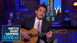 Video John Mayer Surprises Andy Cohen With A Diana Ross Cover | WWHL MP3, 3GP, MP4, WEBM, AVI, FLV Juni 2018