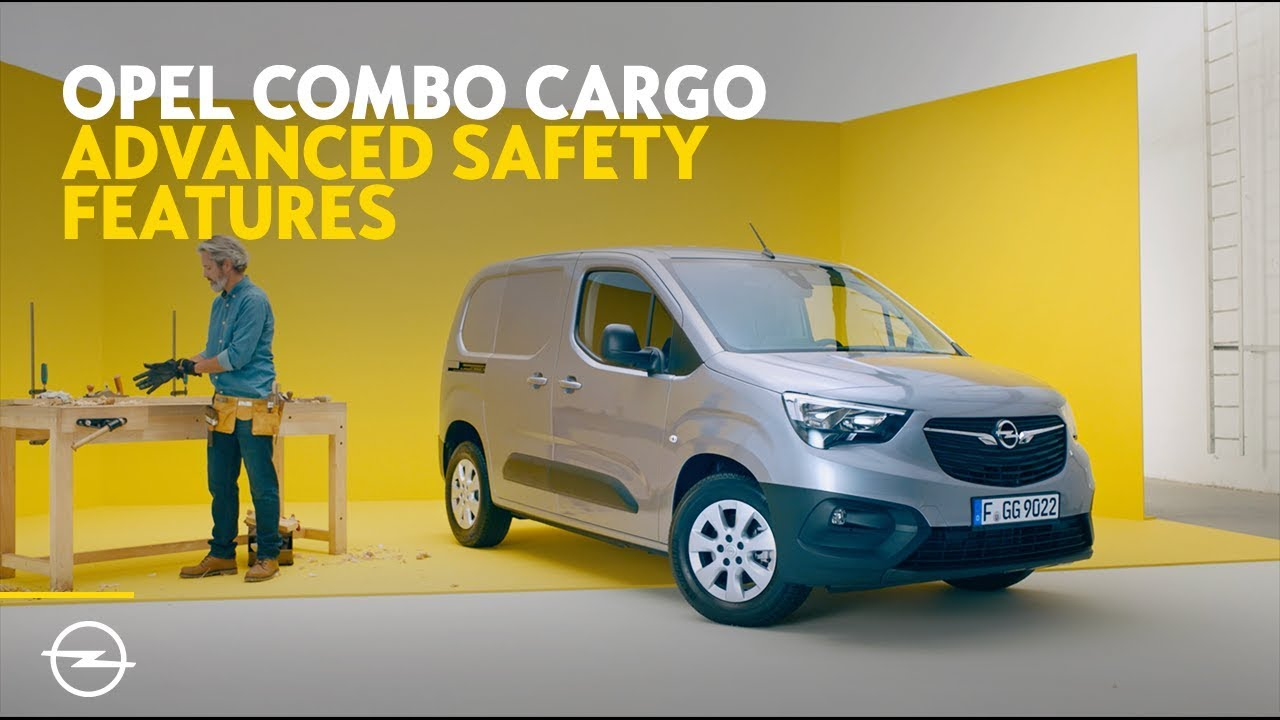 Opel Combo Cargo: Advanced Safety Features