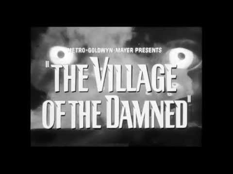 LE VILLAGE DES DAMNES - THE VILLAGE OF THE DAMNED (1960) - Exclusive FRENCH Trailer!