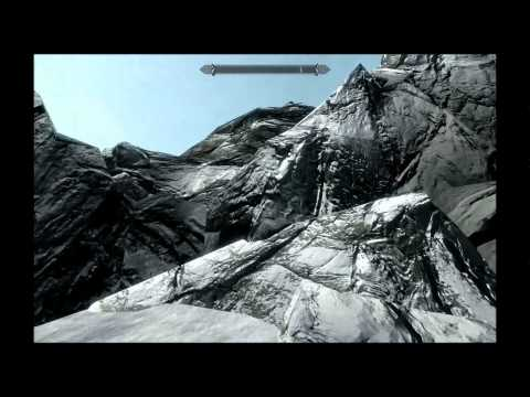 notched - http://www.youtube.com/watch?v=4s_U046CldY to see how to climb mountain early Randomly exploring, as you do, decided id conquer the mountain, spent 20 mins o...