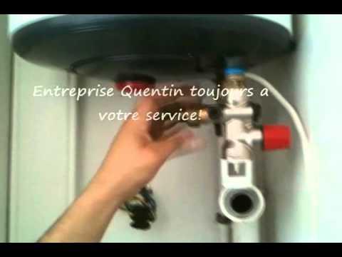 comment reparer un chauffe eau a gaz