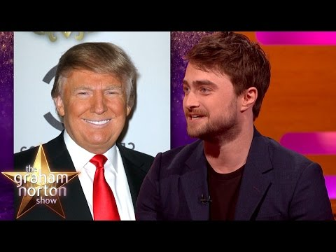 Daniel Radcliffe on Meeting Donald Trump