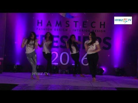 , Hamstech Fashion Celebrates Freshers Party 2016