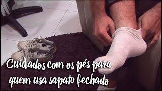Fica a Dica - Cuidados para quem usa sapato fechado
