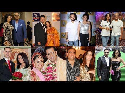बॉलीवुड अभिनेत्रियां जिन्होंने अमिर लड़कों से शादी की Bollywood Actresses Who Married With Reach Men