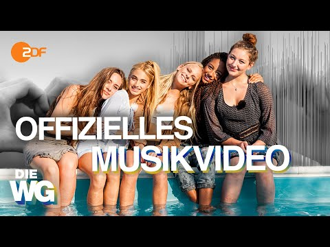 Die Mädchen-WG in Italien (Offizielles Musikvideo) | DIE WG