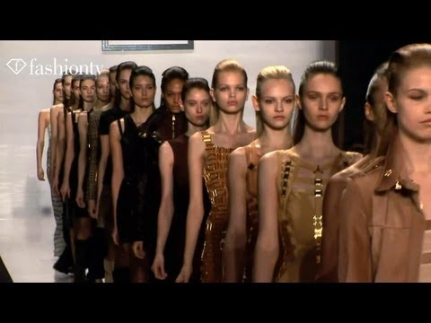 fashion shows - Fashion Week Review - New York Fall/Winter 2011-2012 | FashionTV - FTV.com From arrivals, to backstage, and with rare behind-the-scenes footage, FashionTV gi...