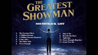 The Greatest Showman Full Album 《大娛樂家電影原聲碟》