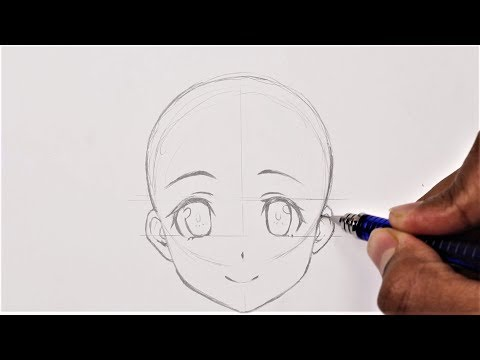 """How to draw Anime """"Basic Anatomy'' (Anime Drawing Tutorial for Beginners)"""