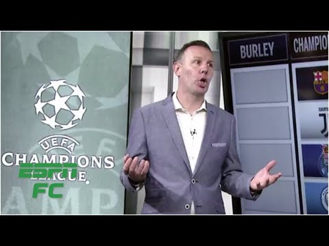 Champions League QF Predictions: Man City Vs. Spurs, Barca-United, More | Champions League Predictor