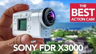 Download Lagu The Best Action Camera — Sony FDR X3000 In-Depth Review [4K] Mp3