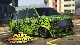 Nonton FAST AND FURIOUS TOKYO DRIFT - Twinkies Volkswagen Touran Car Build! - Gta 5 Film Subtitle Indonesia Streaming Movie Download