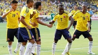 Colombia - Greece World Cup Brazil 2014 June 14th Group Cfifa14