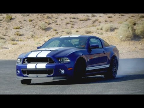 2013 Ford Mustang Shelby GT500 Video Review – Kelley Blue Book