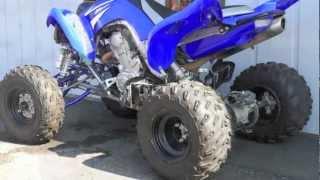 10. 2008 Yamaha Raptor 700R ATV