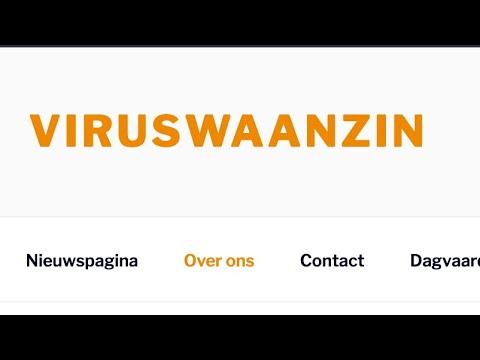 Viruswaanzin.nl incl @mauricedehond kort geding tegen Corona maatregelen overheid NL& Belgie