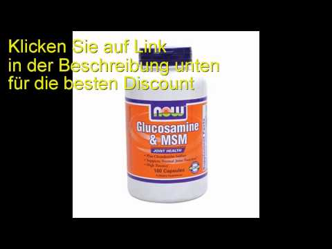 Now Foods, Glucosamin, MSM & Arnika, Liposomen Lotion, 8 fl oz (237 ml)