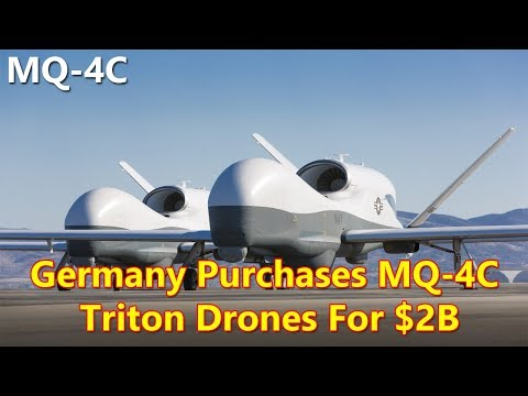 Germany Is Buying 4 Northrop Grumman...