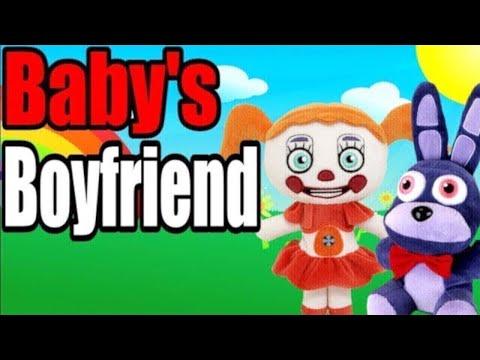 FNAF Plush - Baby's Boyfriend