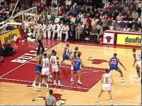 NBA灌籃高手 喬丹生涯10大誇張進球