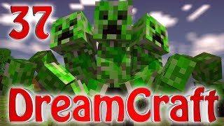 "Minecraft | Dream Craft - Star Wars Modded Survival Ep 37 ""THE 3 HEADED CREEPER BOSS"""
