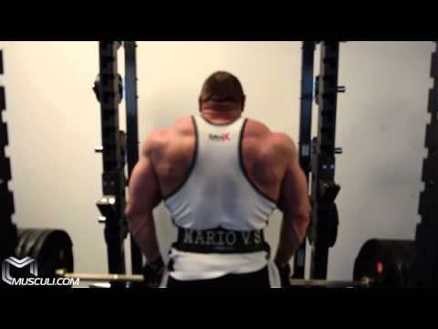 Classic Bodybuilding meets Hardcore Bodybuilding