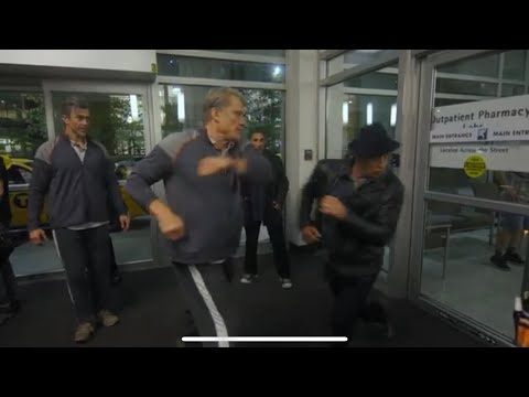 Behind the Scenes Creed II , The Rocky vs Drago fight Part 2 that didn't make the movie