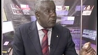 Frédéric BOYENGA BOFALA invité du journal de Numerica TV