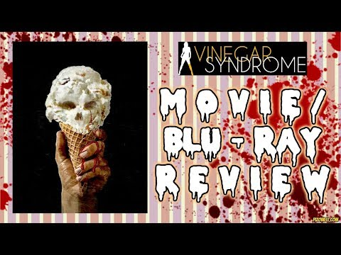 ICE CREAM MAN (1995) - Movie/Limited Edition Blu-ray Review (Vinegar Syndrome)
