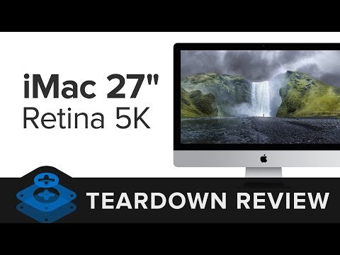 Retina - At yesterday's event, Apple announced that the brand new 27'' iMac finally has a retina display. And what a display it is! People all over the world promptly started drooling for that new 5K...