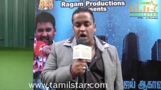 Jai at Naan Yaar Movie Audio Launch