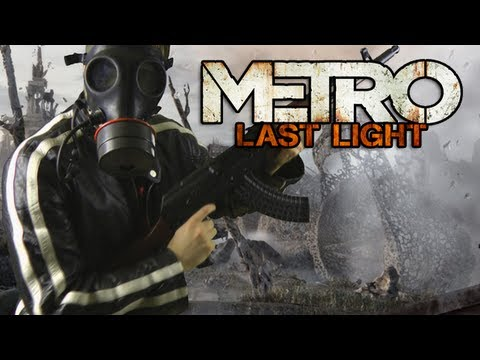Review - For More: http://angryjoeshow.com/2013/05/metro-last-light-angry-review/