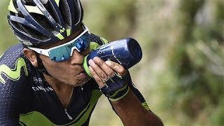 """Could you burn through 6,000 calories in a day? That's how much energy the average Tour de France rider requires to complete each stage of the race. WSJ's Joshua Robinson takes on the challenge and goes """"bite for bite"""" with some of this year's cyclists. Photo: Getty Images.Don't miss a WSJ video, subscribe here: http://bit.ly/14Q81XyMore from the Wall Street Journal: Visit WSJ.com: http://www.wsj.comVisit the WSJ Video Center: http://wsj.com/videoOn Facebook: https://www.facebook.com/pg/wsj/videos/On Twitter: https://twitter.com/WSJvideoOn Snapchat Discover: http://on.wsj.com/2ratjSM"""