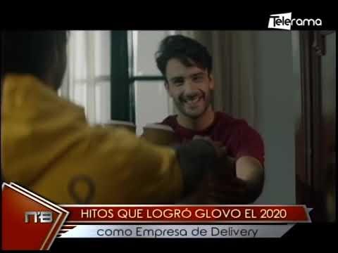 Hitos que logró Glovo el 2020 como empresa de Delivery