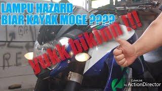 Video How to make hazard lamp ( yamaha fz-16/BYSON ) || cara membuat lampu sein nyala secara bersamaan MP3, 3GP, MP4, WEBM, AVI, FLV September 2018