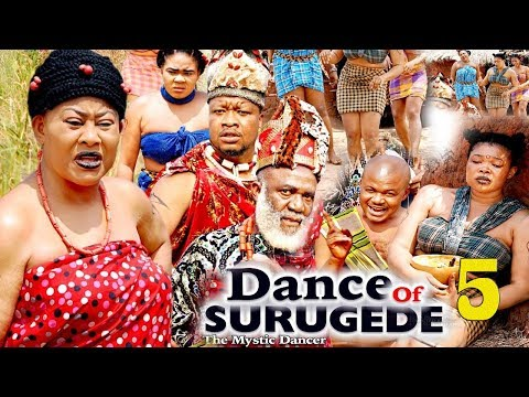 DANCE OF SURUGEDE SEASON 5 - LATEST NIGERIAN NOLLYWOOD AFRICAN MOVIE