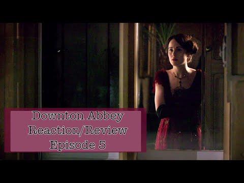 Downton Abbey Season 1 Episode 5 Reaction/Review