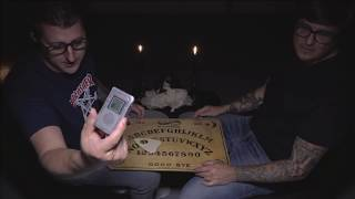 Tonight Tim and Patrick summon the ZoZo Ouija Board Demon in an attempt to get real paranormal evidence of the demon caught on tape.  Will the demon make its presence known tonight.  Immediately after this show Patrick and Tim will be traveling to the haunted road.