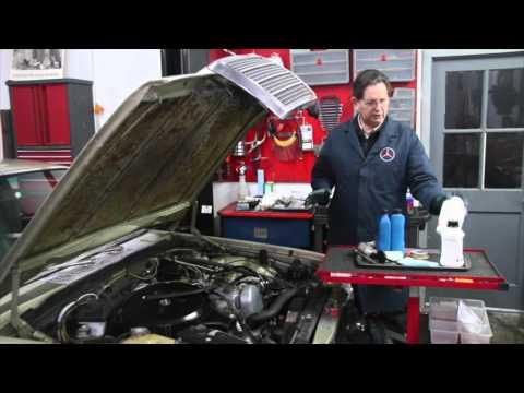 Best Power Steering Fluid Upgrade on 1985 and Older Mercedes Benz?