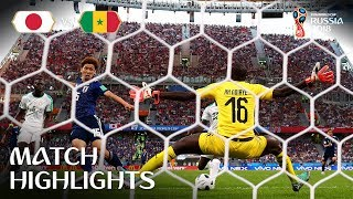 Video Japan v Senegal - 2018 FIFA World Cup Russia™ - Match 32 MP3, 3GP, MP4, WEBM, AVI, FLV September 2018