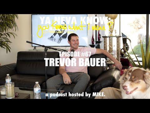 YNK Podcast #67 - Trevor Bauer