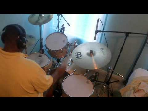 On My Way to Harlem - Yamaha Stage Custom Birch BeBop Kit (Natural Finish) Remo Coated Emperors on batter and Yamaha Stock Heads on resonant (12x8,14x13,...