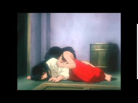 InuYasha And Kagome Moments By SweetCuteKagome