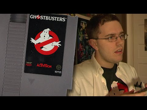 GHOSTBUSTERS Nes Review - Angry Video Game Nerd AVGN - Cinemassacre.com